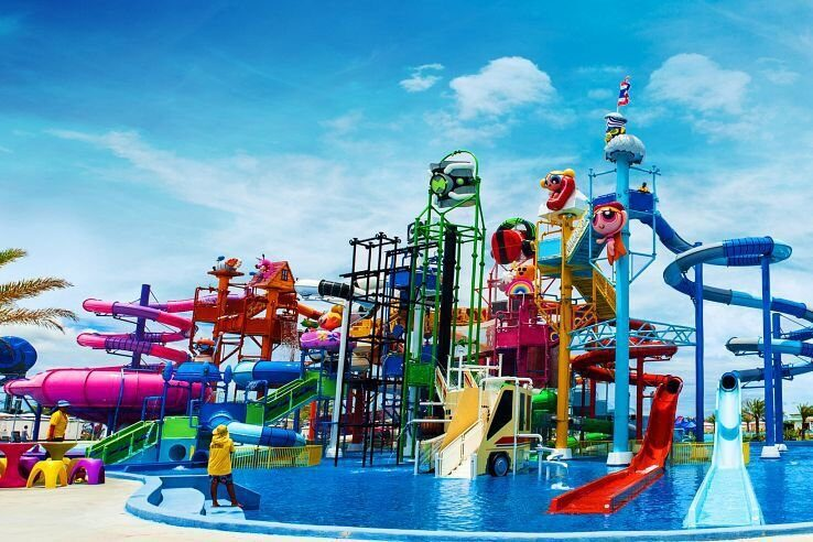 Аквапарк Амазон Картун Нетворк (Cartoon Network Waterpark)